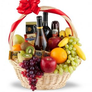 Vip Fresh Fruit Baskets