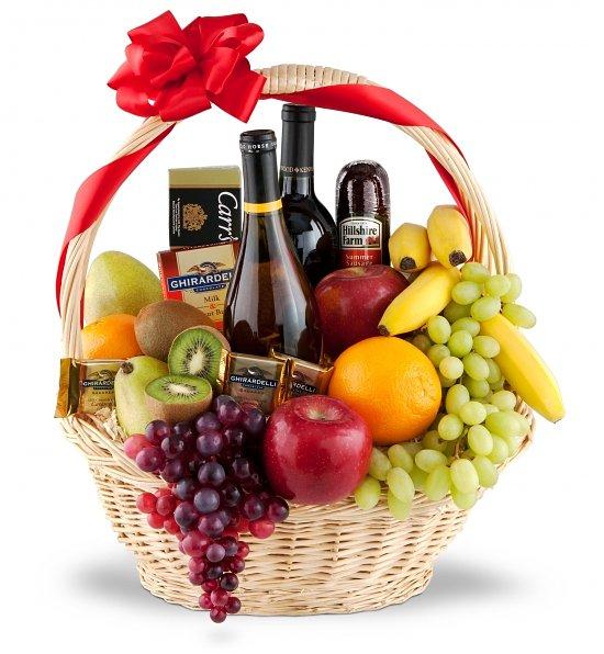 Vip Fresh Fruit Baskets