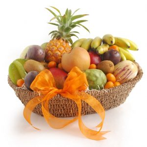 VIP fresh fruit basket
